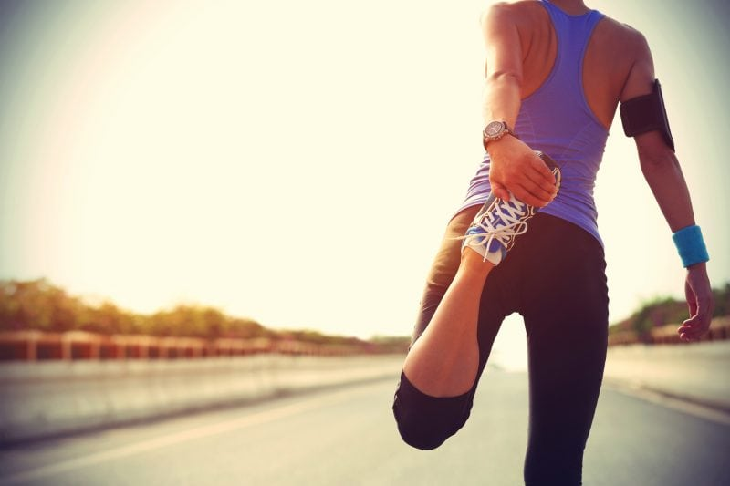 stretching is part of boosting your immune system